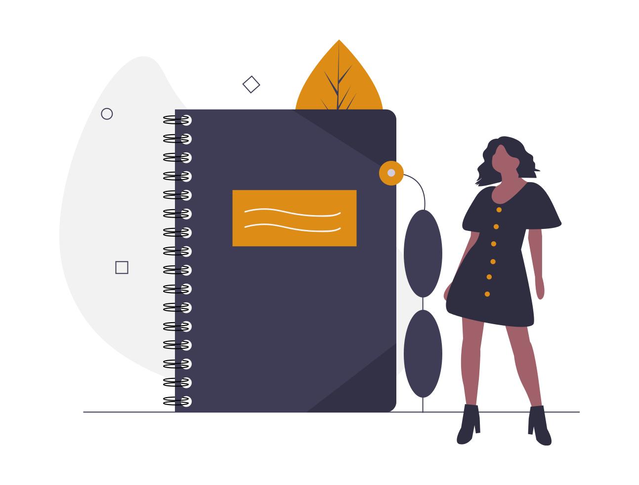 La curiosa historia del inventor del cuaderno