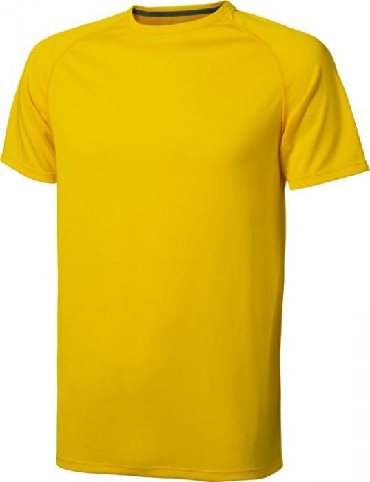 Camiseta Deportiva Amarillo
