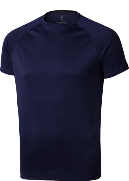 Camiseta Deportiva Azul Marino