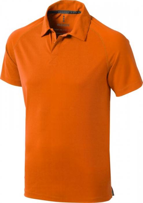 Polo Deportivo Naranja